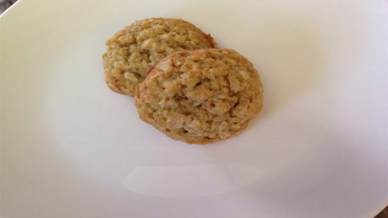 Quinoa Oatmeal Toddler Cookies