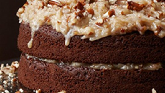 Photo of Duncan Hines® German Chocolate Cake by Duncan Hines® Canada