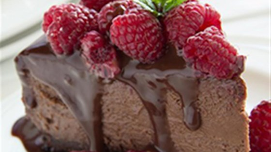 Photo of Milk Chocolate Cheesecake by Duncan Hines® Canada