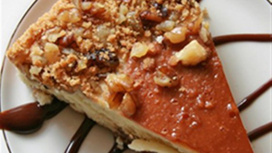 Photo of Praline Cheesecake by Duncan Hines® Canada