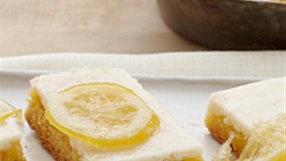 Photo of Sunshine Lemon Bars by Duncan Hines® Canada