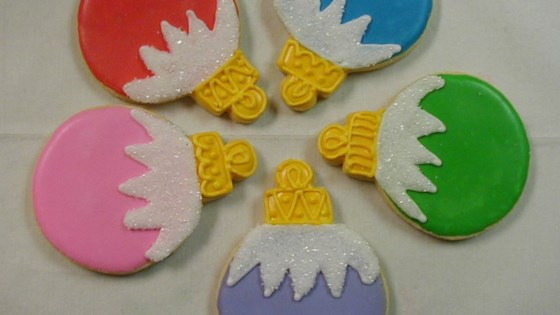 Photo of Christmas Ornament Cookies by Pam Uribarri