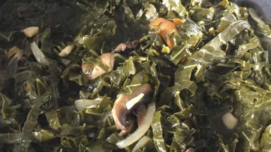tasty collard greens review by danielle