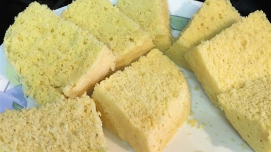 Photo of 5 Minute Microwave Cornbread by Sylvia Moestl Vasilik