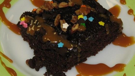 Photo of Chocolate Picnic Cake by Cookiebun