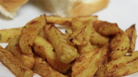 Photo of Cajun Baked French Fries by Kristina Harrison Krueger