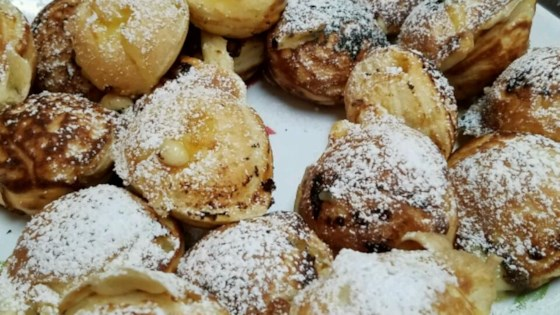 Photo of Dansk Aebleskiver (Danish Doughnuts) by Luanne