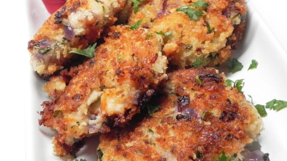 Photo of Smoked Shrimp and Grit Cakes by Bob K