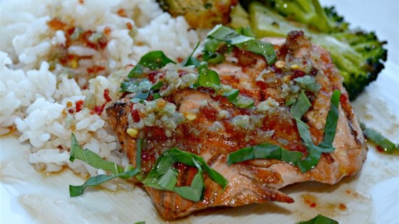 Photo of Fast Salmon with a Ginger Glaze by Chef John