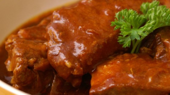 Photo of Slow-Cooked Country Ribs in Gravy by Tammi  Visser