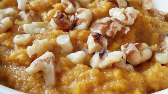 Photo of Butternut Squash Paleo 'Porridge' by zbritalia