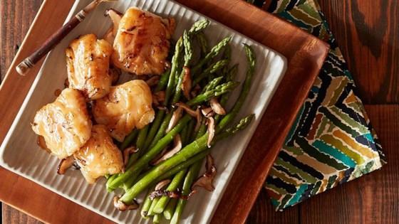Photo of Miso Glazed Cod by Reynolds Kitchens®