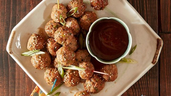 Photo of Teriyaki Meatballs from Reynolds Wrap® by Reynolds Kitchens®