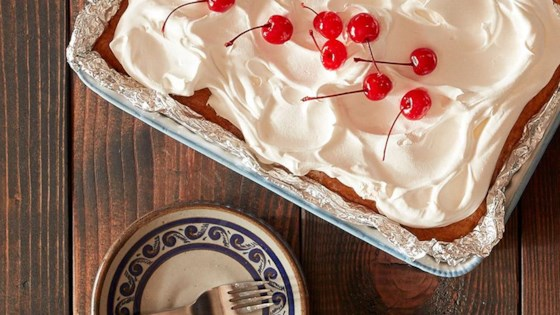 Tres Leches Cake from Reynolds Wrap®