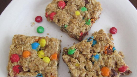 Photo of M&M's® Granola Bars by Sarah