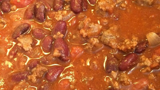 Photo of Joan's Quick Chili by Sudie B