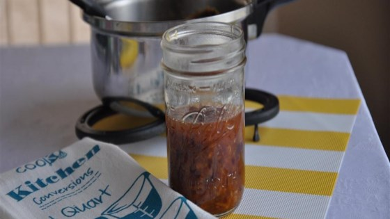 Photo of Orange-Cranberry Marmalade by Goat  Berry Kitchen