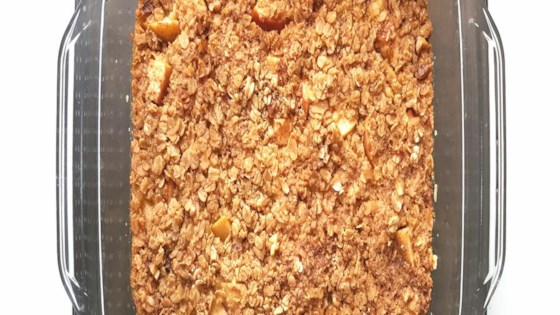 Photo of Apple Crumble Baked Oatmeal by Ali Roux