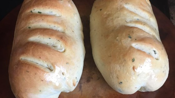 Photo of Rosemary Herb Bread by Leigh Serth