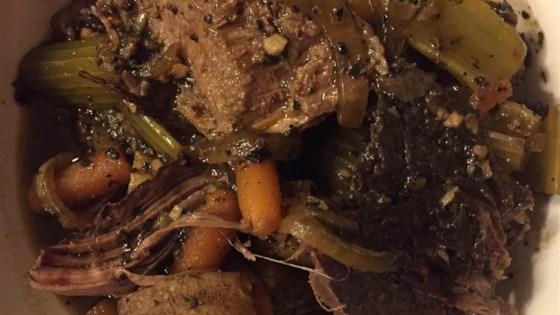 Photo of Brasato Stile Italiano (Pot Roast Italian Style) by Grumpygrandpa