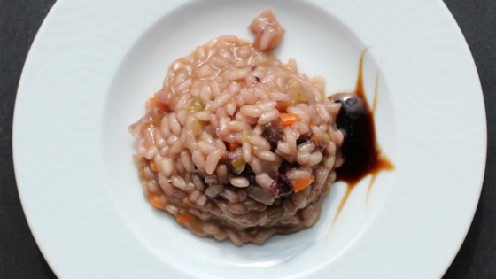 Photo of Red Wine Risotto by craig_08