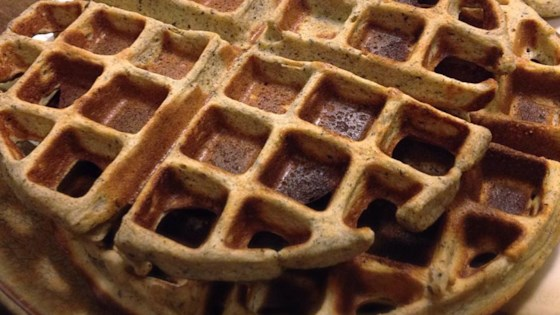 Photo of Buckwheat Waffles by Charity Duncan
