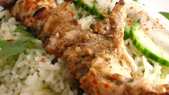 Photo of Jamaican Jerked Chicken by Cathy Anderson