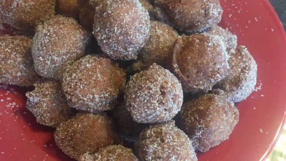 Photo of Applesauce Doughnuts by RAINVILLE