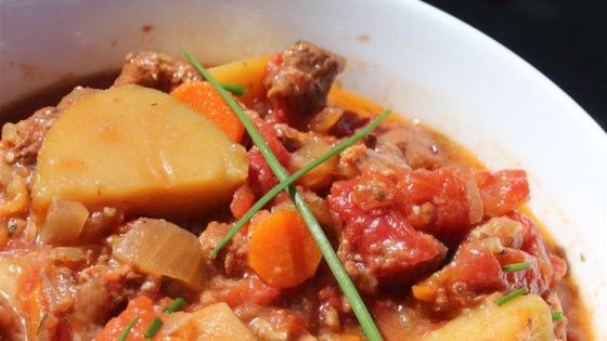 Photo of Mom's Basic Vegetable Beef Stew by PJandAngie