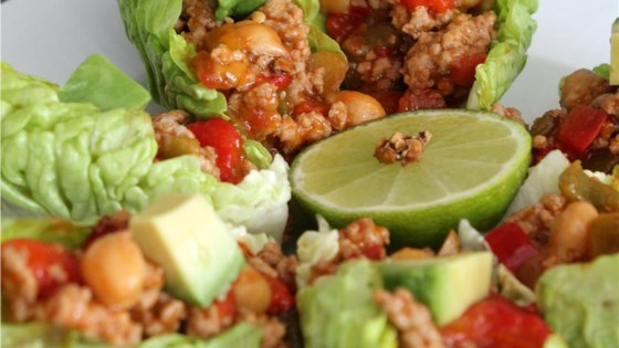 Photo of Spicy Chipotle Lettuce Wraps by halfnotes