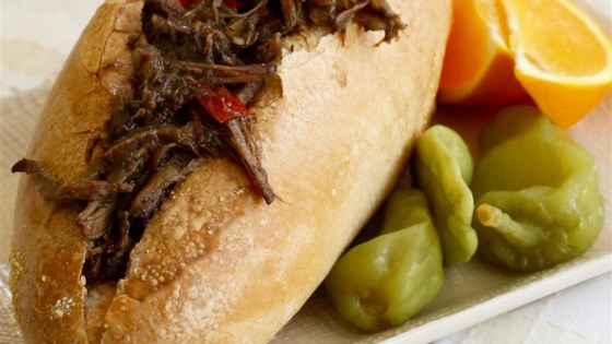 Photo of Italian Style Beef Sandwiches by bdld