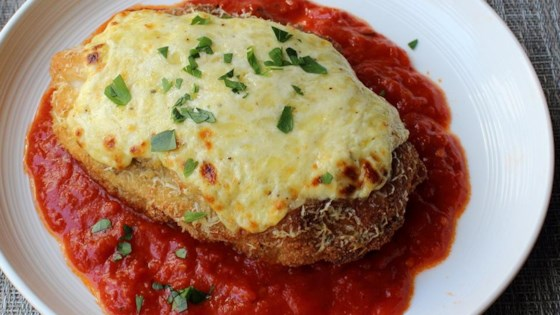 New & Improved Chicken Parmesan Recipe
