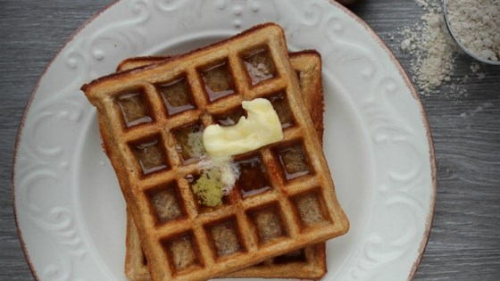 Photo of Chestnut Flour Waffles (Gluten Free) by Buckwheat Queen