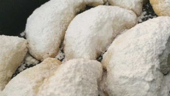 Kourambiathes (Greek Cookies)