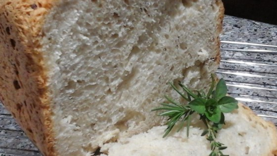 Photo of Delicious Rosemary Bread by GOVEGGIE