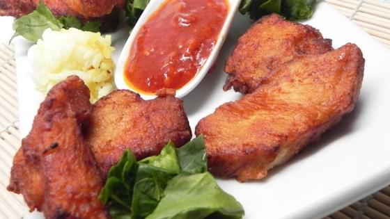Photo of Chicken Karaage (Japanese Fried Chicken) by Brenda Sawyer Adamson