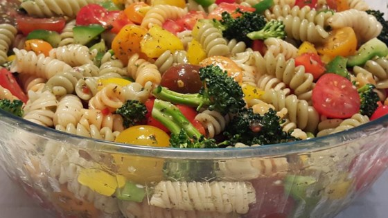 Pasta Salad Recipe Allrecipes Com