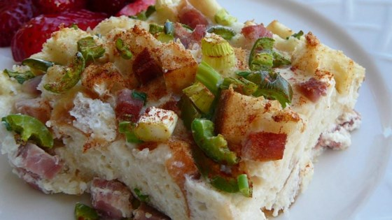 Photo of Eggs Benedict Casserole by alycimo