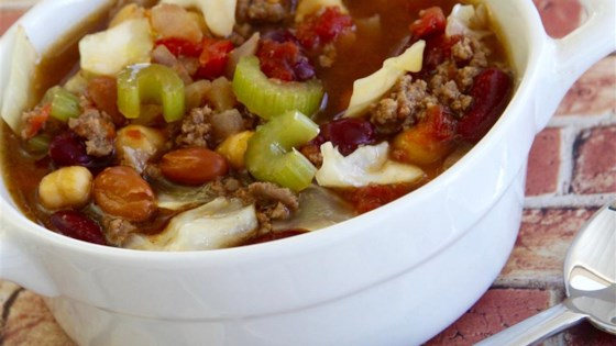 Kathy's Cabbage Soup
