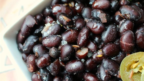 Photo of Feijao Na Pressao (Brazilian Black Beans in the Pressure Cooker) by Nina