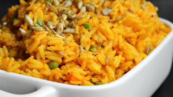Tammy's Turmeric Rice
