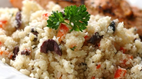 Photo of Paleo Cauli Couscous by Paleo Princess