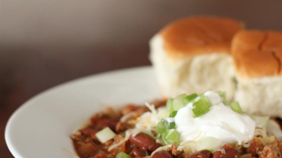 Photo of Simple Turkey Chili by Amanda Ingraham