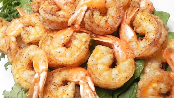 Photo of Deep-Fried Salt and Pepper Shrimp by Laguna Lala
