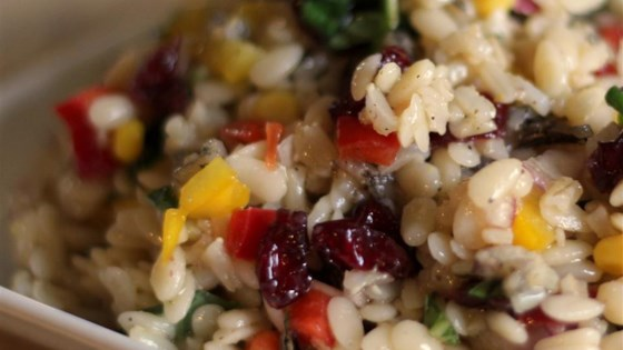 Photo of Orzo and Wild Rice Salad by CWillemin