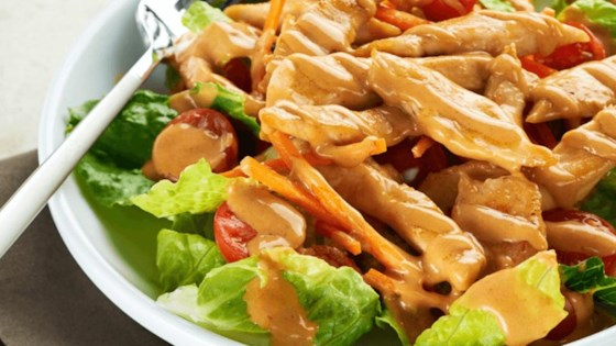 Photo of Quick Thai Chicken Salad by Kraft Peanut Butter