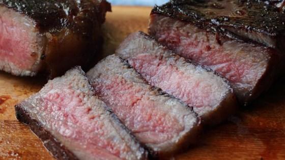 Photo of Koji-Rubbed Steak by Chef John