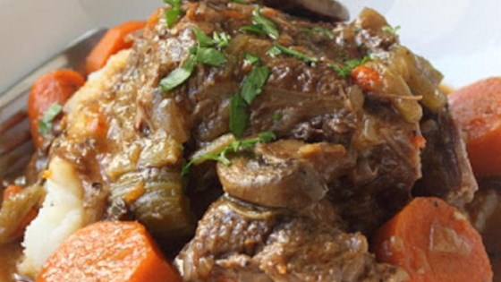 Slow Cooker Beef Pot Roast Recipe