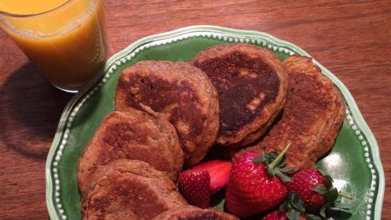 Sweet Potato and Banana Pancakes