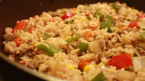 Photo of Ann's Dirty Rice by Ann Bray